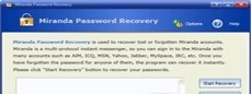 Mirandan Password Recovery - Google Talk Password Recovery recovers password to Google Talk account. alexroot4 imgsrc password