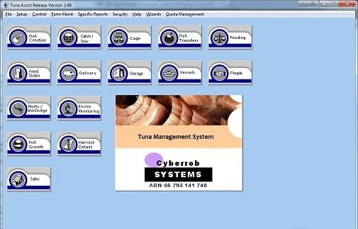 Tuna Farm Management System