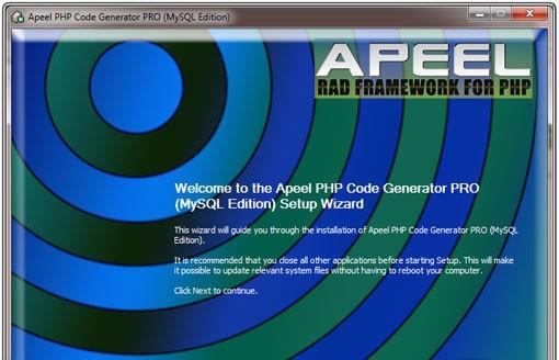 Apeel PHP Code Generator Pro zip code look
