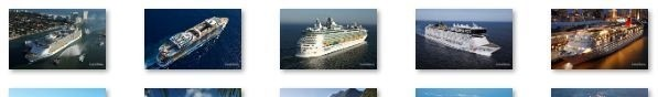 Cruise Ships Windows 7 Theme windows xp theme