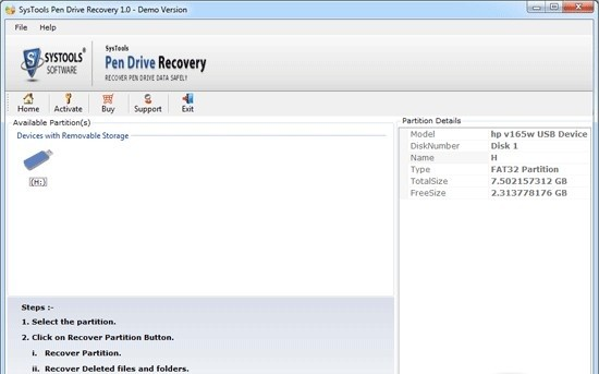 USB Drive Recovery Software