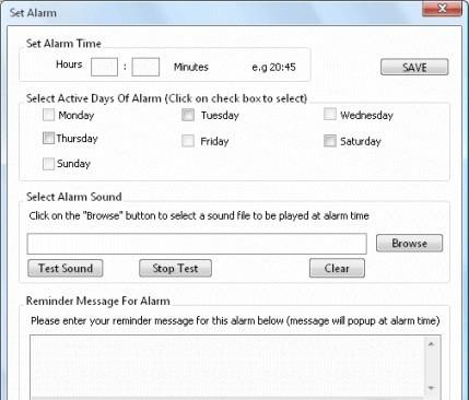 Alarm Clock - Timer - Reminder