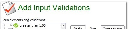 JavaScript Form Validations javascript
