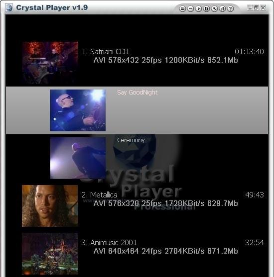 Скачать бесплатно без регистрации CrystalPlayer PRO 1.98 RUS + ключ.
