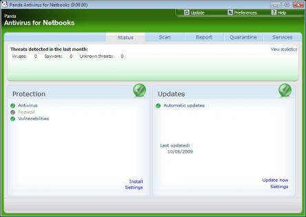 Best Antivirus for Netbooks