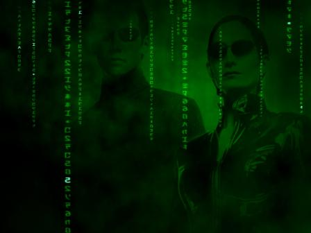 Matrix Reality 3D ScreenSaver matrix