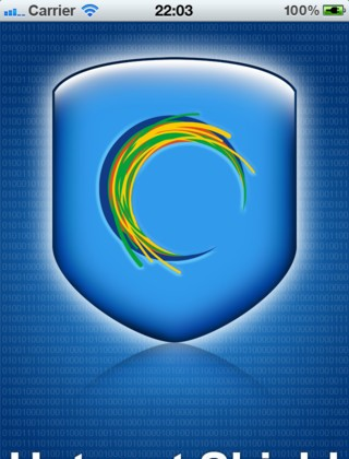 Hotspot Shield VPN for iPhone hotspot shield 1 3