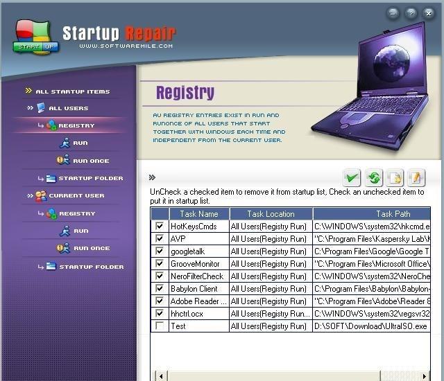 Скачать программу FD Startup Repair for Windows 1.0.0.20. Скачать программ
