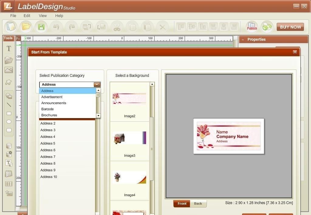 Expressit Label Design Studio