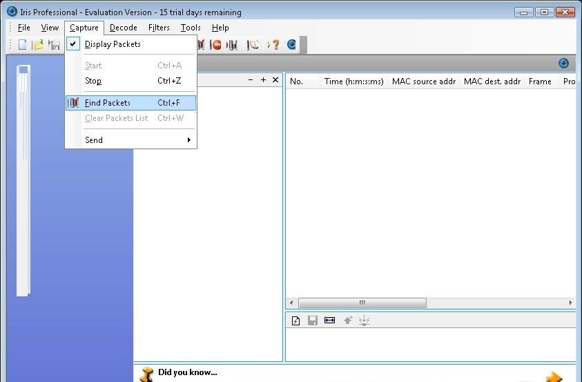 Iris Network Traffic Analyzer 4.0.7 Rus торрент