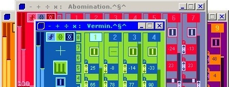 Wizard Master Control Program sequencer