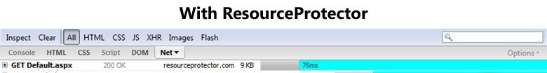 ResourceProtector for ASP.NET