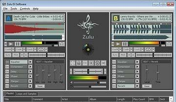 Zulu Professional DJ Software