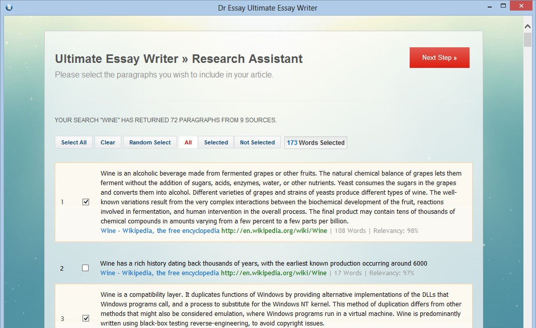 Dr essay ultimate essay writer