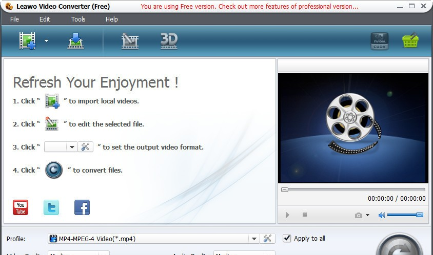 Leawo Free MKV to AVI Converter beastialitiy videos free