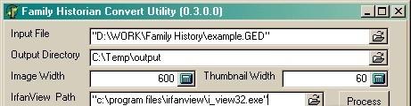 RJT Family Historian Converter free mp3 to wav converter
