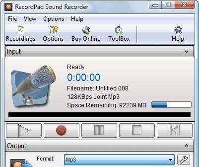 RecordPad Professional Edition