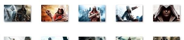 Assassins Creed Windows 7 Theme windows xp theme