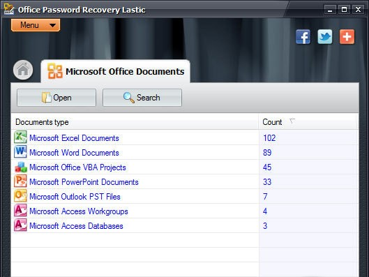 23-04-13. Smart and simple MS Office password cracker. Скачать файл Office