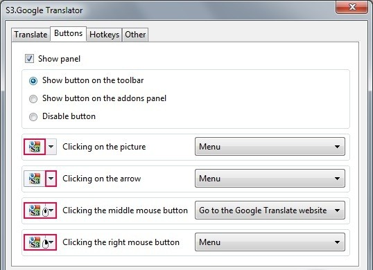S3.Google Translator for Firefox