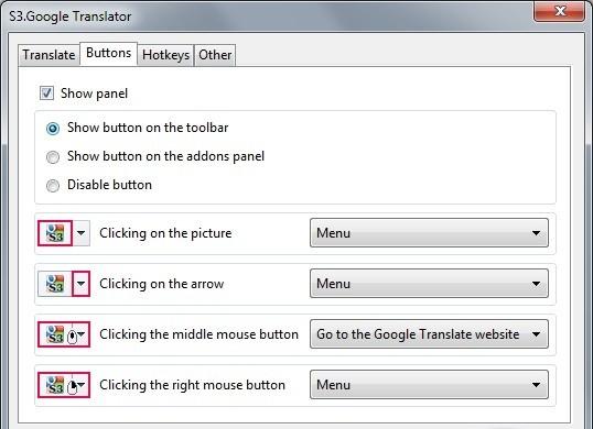 S3.Google Translator for Firefox