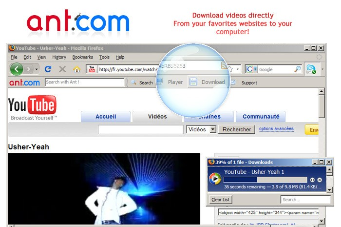 Ant.com Toolbar - Tube Downloader free gay tube video