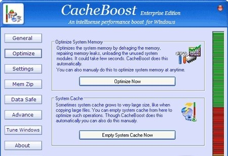 CacheBoost Professional Edition noiseware professional edition