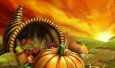 Thanksgiving Scenic Screensaver - This free Thanksgiving screensaver is perfect to help get you into the holiday.