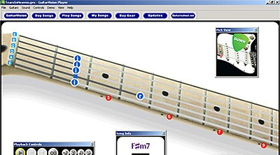 guitarvision player