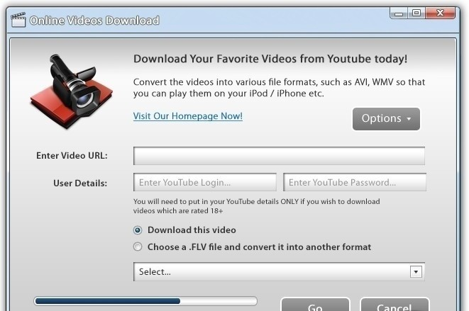 Free Video Downloader & Converter
