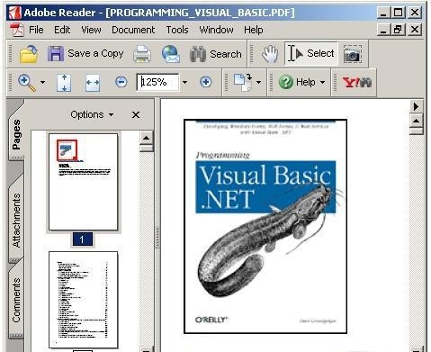 Programming Visual Basic.NET Book