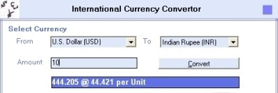 International Currency Converter free mp3 to wav converter