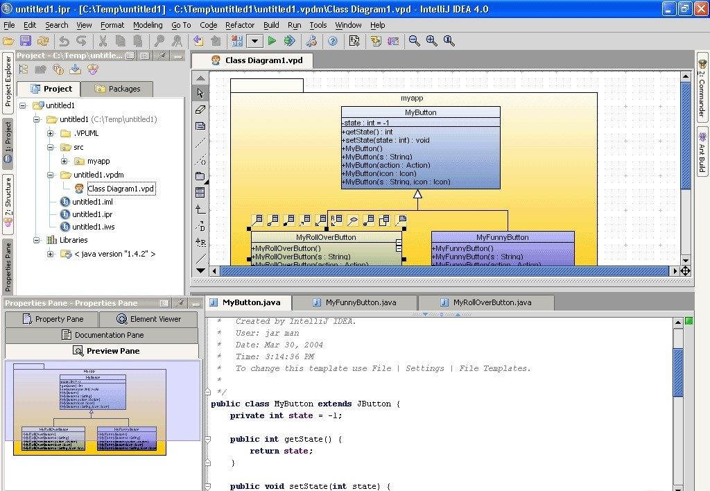 Generating Uml Diagrams From Java Code Eclipse Wiring Diagrams For