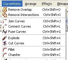 Oberon CurveWorks for CorelDRAW X4 serial corel draw