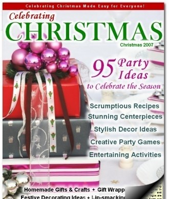 Celebrating Christmas PDF Magazine bd magazine