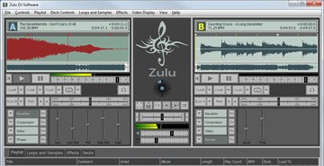 Zulu Free Professional DJ Software 3.27