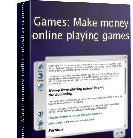 win money for playing games online