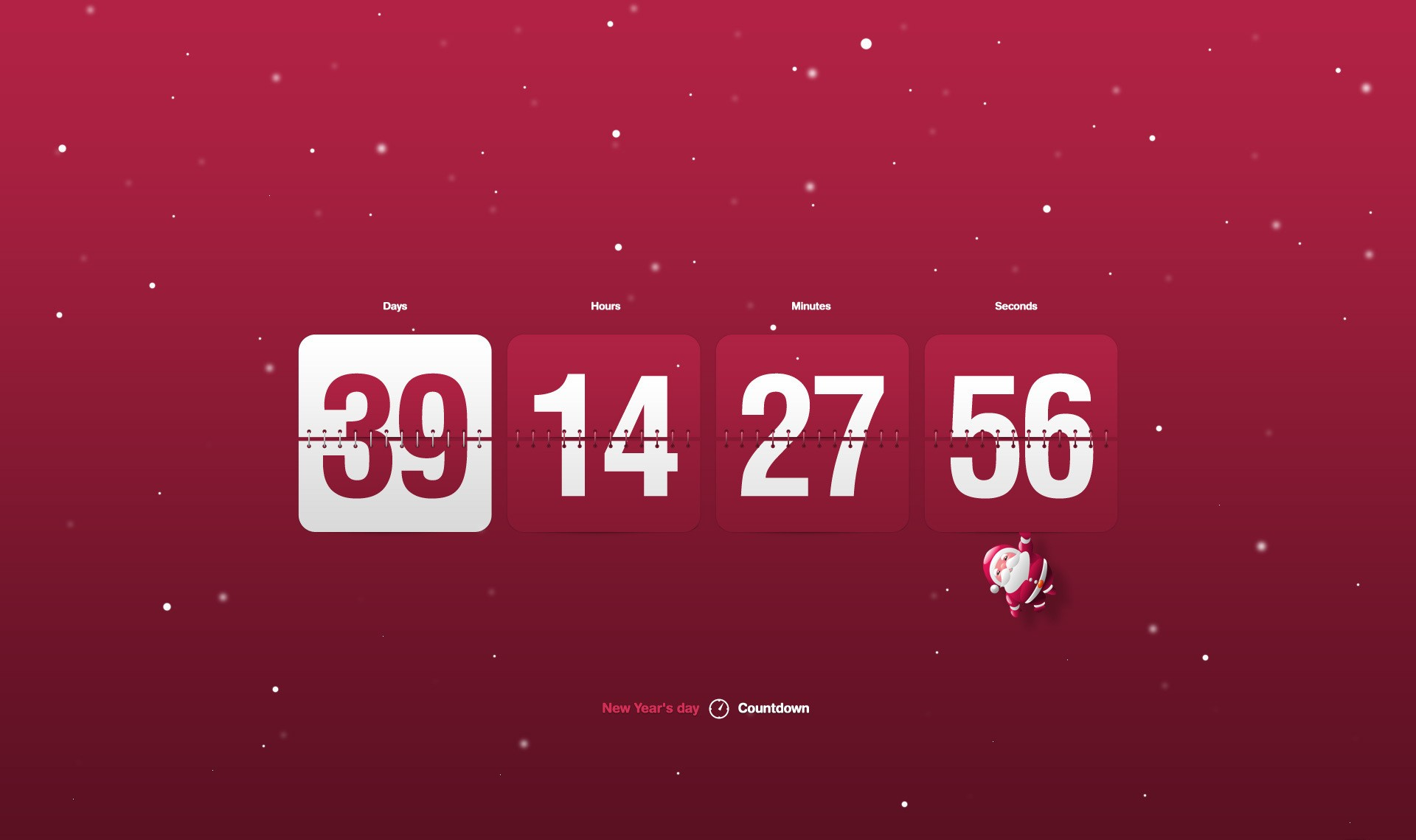 countdown clock for desktop free download retirement countdown clock ...