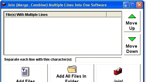 Join Multiple Lines Into One Software