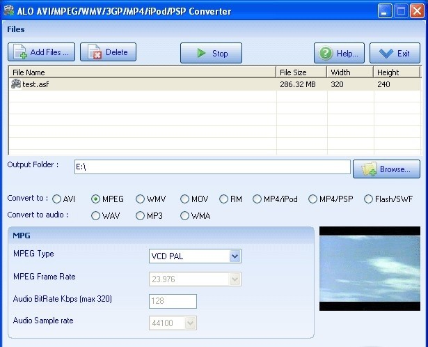 Altdo Video To AMR MP3 AAC Converter 5.0 by Altdo Software: convert.