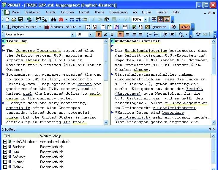PROMT Express 7.0 Версия: 7.0 Разработчик: ООО ПРОМТ Платформа: all.