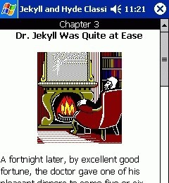 Jekyll and Hyde Classic Plus (Pocket PC)