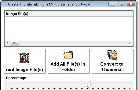 Create Thumbnails From Multiple Images