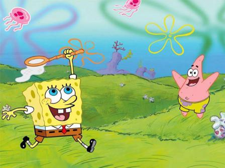 Free SpongeBob SquarePants Screensaver spongebob