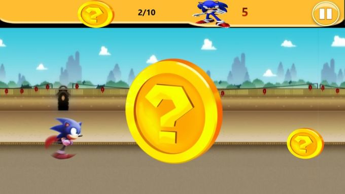 Sonic Runner for Windows 10 (Windows)