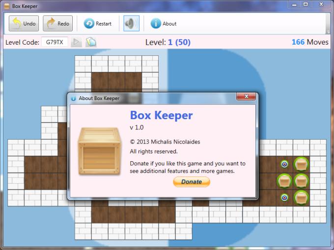 Box Keeper