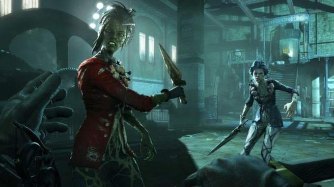 Dishonored: The Brigmore Witches