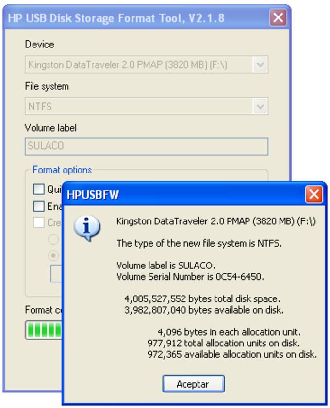 HP USB DISK STORAGE FORMAT TOOL 2.1.8 СКАЧАТЬ БЕСПЛАТНО