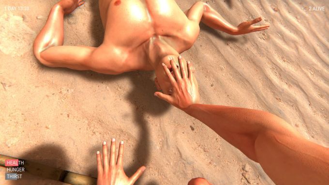 Hand Simulator: Survival