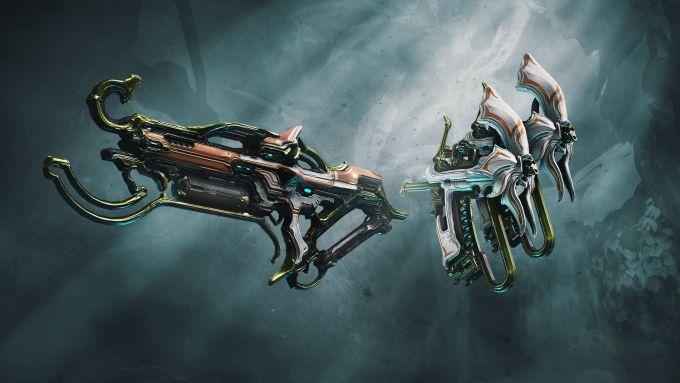 Warframe Ivara Prime Access: Artemis Bow Pack